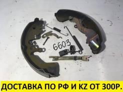 Ремкомплект стояночного тормоза. Suzuki Escudo, TA74W, TD54W, TD94W Suzuki Grand Vitara, 3TD62, FTB03, JT Двигатели: H25A, H27A, J20A, J24B, M16A