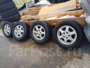 """Продам комплект колес R15. 6.0x15"""" 5x114.30 ET48"""