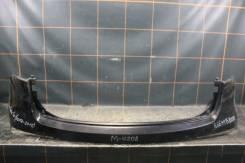 Бампер задний верхняя часть - Hyundai Grand Santa Fe 3 (2012-16гг)