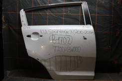 Kia Sportage 3 (2010-16гг) - Дверь задняя правая