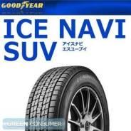 Goodyear Ice Navi SUV. Зимние, без шипов, 2018 год, без износа, 4 шт