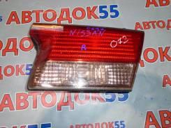 Вставка багажника. Nissan Sunny, B15, FB15, FNB15, JB15, QB15, SB15