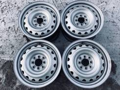 """Nissan. 6.0x15"""", 4x100.00, 4x114.30, ET40, ЦО 67,1мм."""
