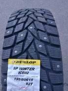 Dunlop SP Winter ICE 02, 195/60 R15