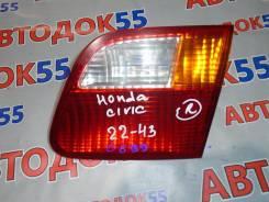 Вставка багажника. Honda Civic, EK2, EK3, EK4, EK9