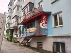 Магазин - 53 м - Светланская - первая линия. Улица Светланская 108а, р-н Центр, 53кв.м. Дом снаружи