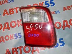 Вставка багажника. Subaru Forester, SF5