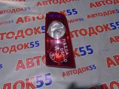Вставка багажника. Mazda Demio, DY3R, DY3W, DY5R, DY5W