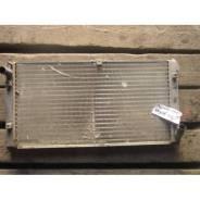 Радиатор охлаждения двигателя. Chery Amulet Chery Amulet A15 Двигатель SQR480