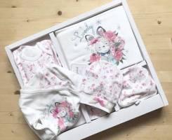 Одежда для новорожденных. Рост: 50-56, 56-62, 62-68 см