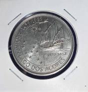 Португалия 100 эскудо 1989 года Азорские острова