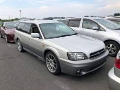 Вентилятор Subaru Legacy Wagon BHE EZ30D