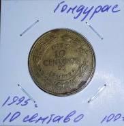 Гондурас 10 сентаво, 1995