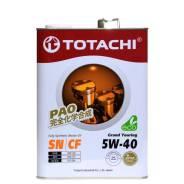 Totachi Grand Touring. Вязкость 5W-40, синтетическое