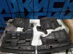 Защита двигателя. Nissan Cefiro, A33 Двигатель VQ20DE