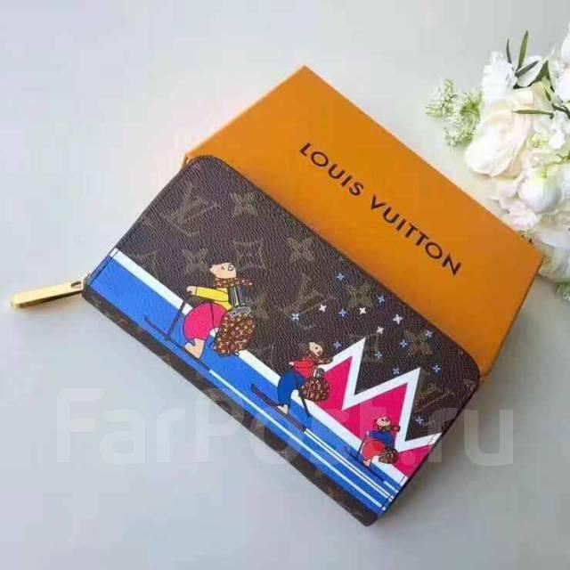 Шикарный кошелек Louis Vuitton LUXE AAA! Новая модель! Новогодний SALE во  Владивостоке 50e600f8547