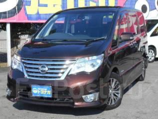 Nissan Serena. вариатор, 4wd, 2.0, бензин, 70 000тыс. км, б/п. Под заказ