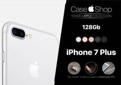 Apple iPhone 7 Plus. Новый, 128 Гб, 3G, 4G LTE, Защищенный