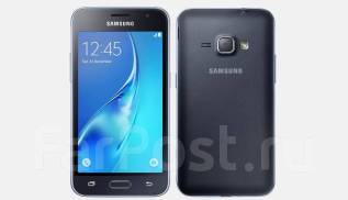 Samsung Galaxy J1 2016. Б/у, 8 Гб, Черный, 3G, 4G LTE, Dual-SIM