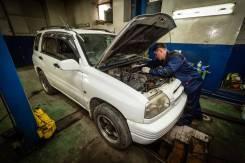 Сервисное обслуживание, ремонт ходовой части, и двигателя любого авто