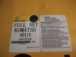 Ремкомплект двигателя. Hyundai R320LC-7 Hyundai R300LC-9S Hyundai R330LC-9S Komatsu PC300LC-7