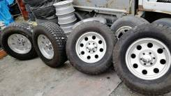 "Продам колёса Mickey Thompson Prado, Safari, Terrano, Pajero, TLC,. 7.0x17"" 6x139.70 ET0 ЦО 110,0мм."