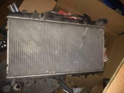 Радиатор охлаждения двигателя. Nissan Pulsar, FN15 Двигатели: GA15DE, GA15DS, GA15E, GA15S