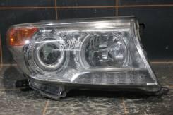 Toyota Land Cruiser 200 (2012-15гг) - Фара правая ксенон