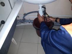 Сантехник: монтаж труб, унитаза, мойки, ванны, смесителя, радиатора, бойлера