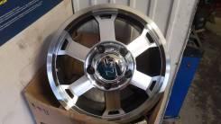 """Light Sport Wheels LS 326. 8.0x17"""", 5x150.00, ET60, ЦО 110,1мм."""
