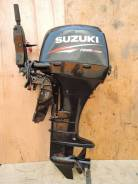 Suzuki. 40,00л.с., 4-тактный, бензиновый, нога L (508 мм), 2010 год год