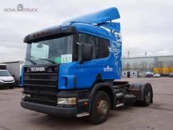 Scania P114. Седельный тягач , 10 640куб. см., 11 260кг., 4x2