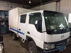 Mazda Titan. Продам грузовик Двухкабинный Мазда Титан Даш, 2 500куб. см., 1 500кг., 4x2