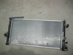Радиатор охлаждения двигателя. Toyota Celica, ZZT230, ZZT231 Двигатели: 1ZZFE, 2ZZGE