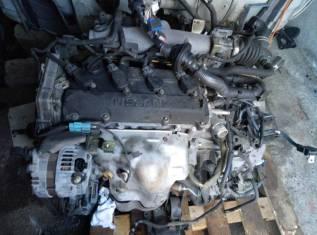 Двигатель в сборе. Nissan Liberty, PM12, PNM12, PNW12, RM12, RNM12 Nissan X-Trail, NT30, PNT30, T30 Nissan Serena, PC24, PNC24, TC24, TNC24 Nissan Pri...