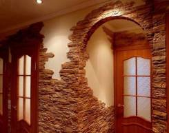 Изготовление декоративного камня и 3D панелей. Под заказ