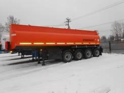Капри. Полуприцеп бензовоз 31м3 - 4 оси (сталь), 34 950кг.