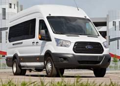 Ford Transit Shuttle Bus. 17+1 SVO, 17 мест, В кредит, лизинг