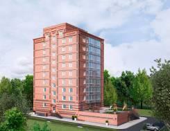 3-комнатная, улица Камская 8. Железнодорожный, агентство, 89кв.м.