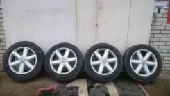 "Колеса в сборе Nissan. x18"" 5x114.30"
