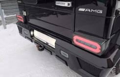 Бампер задний AMG для Mercedes G-class W463