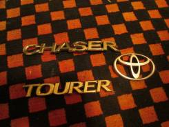 Эмблема. Toyota Chaser, GX100, JZX100