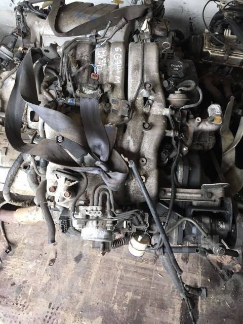Контрактный (б у) двигатель Mitsubishi Pajero 99 г 6G74 DOHC 3.5 V6