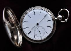 Карманные часы Nardin. Предок Ulysse Nardin. Прикоснись к истории. Оригинал