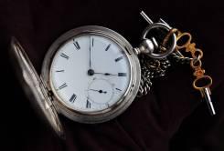 Карманные часы Waltham 1873 года. Редкость. Прикоснись к истории!. Оригинал