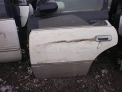 Дверь задняя левая Nissan Bluebird EU13