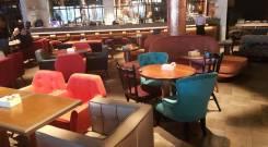 Мебель на заказ для ресторанов, кафе, баров по вашему проекту и размер