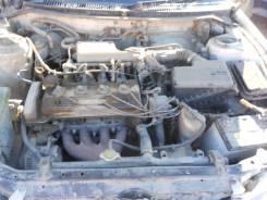 Двигатель в сборе. Toyota Corolla, AE104 Двигатель 4AFE