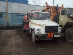 ГАЗ 3309. Продается автотопливозаправщик Газ-3309 36135-011, 4 750куб. см., 4 950кг., 4x2
