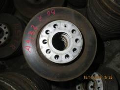Диск тормозной. Volkswagen Passat, 3B6